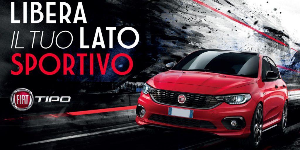 Promozione Fiat Tipo
