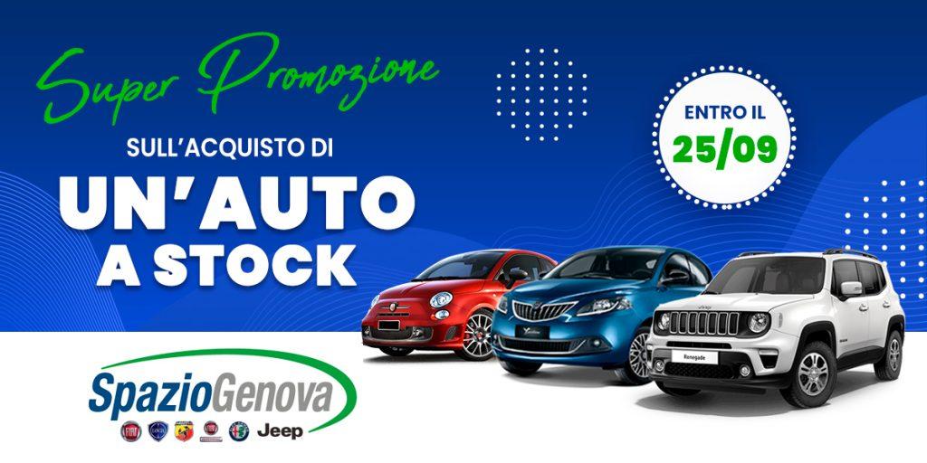 Super Promo Auto a Stock